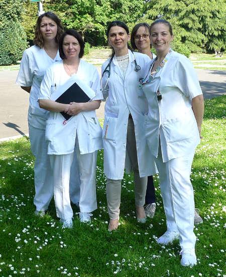 Service pneumologie