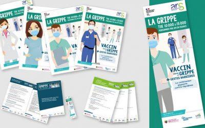 Campagne de vaccination grippe